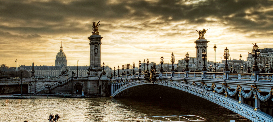 """Capital of Creation Paris, in France, as considered in its historical and contemporary facets a place that promotes creativity, even global creative minds choose Paris to express their talent.""  Paris City Guide france paris bridgeI"