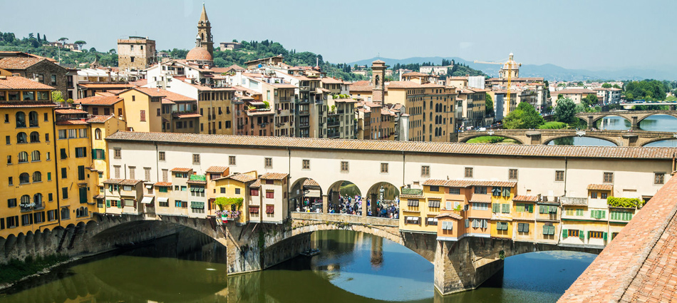 """Florence is the birthplace of the Renaissance in Italy, looks more like a museum in the open, with abundant brands arts geniuses, like Michelangelo, Donatello, Leonardo da Vinci and Boticcelli, and Niccolo Machiavelli.""  Florence City Guide florence1"