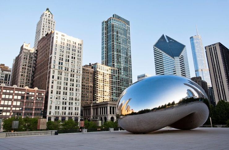 """Chicago is house of NeoCon, a multicultural city that thrives on the harmony and diversity of its neighborhoods. Beyond design, the city proudly supports artisans of all stripes, including chefs and restaurateurs.""  Chicago City Guide Chicago City Guide6"