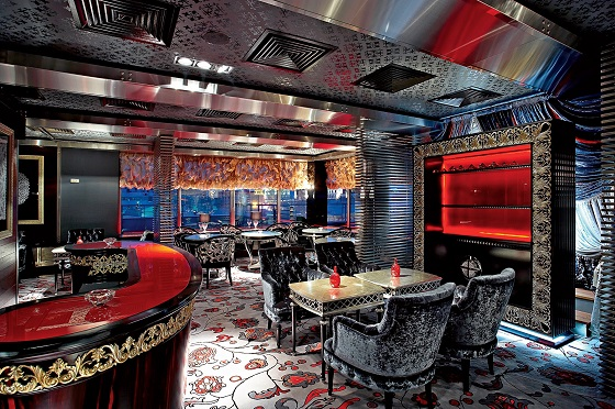 Top 5 most expensive restaurants in Moscow