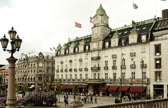 Top 5 Luxury Hotels in Oslo 41