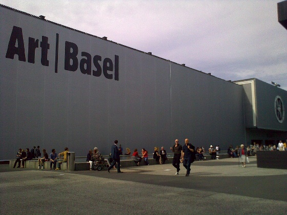 Basel, Mecca of Art ART Basel