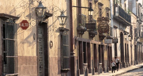 San Miguel de Allende, From Traditional to Contemporary Guanajuato San Miguel Allende FEATURED  Home Page Guanajuato San Miguel Allende FEATURED