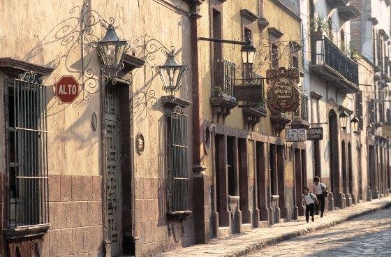 Guanajuato_San_Miguel_Allende  San Miguel de Allende, From Traditional to Contemporary Guanajuato San Miguel Allende