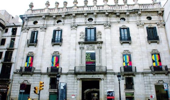 LA VIRREINA CENTRE DE LA IMATGE  Best 7 Galleries for Art and Culture in Barcelona LA VIRREINA CENTRE DE LA IMATGE