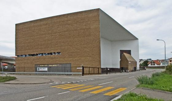 Schalulager_Basel  Basel, Mecca of Art Schalulager Basel