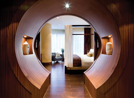 Shangri-La  Top 5 Design Hotels in Toronto Shangri La