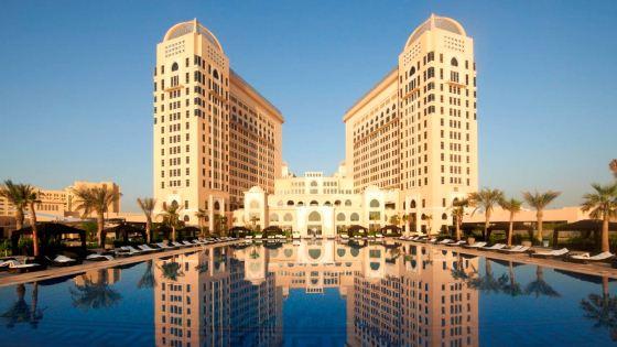 St_Regis_Doha00  Luxury Business Hotels in Doha, Qatar | W Doha | Sheraton Doha | St Regis Doha St Regis Doha00