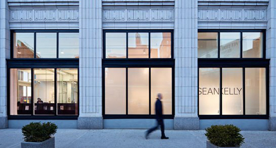 Top 5 Art Galleries in New York feature Sean Kelly Gallery