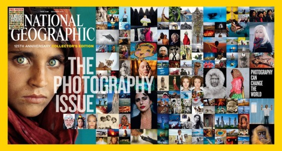 125 Years of 'National Geographic' in 10 Incredible Photos photography issue