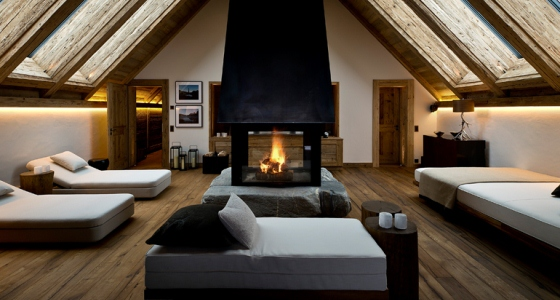 The TOP 10 Hotel Suites in the World Gstaad Panorama Suite 2 Web