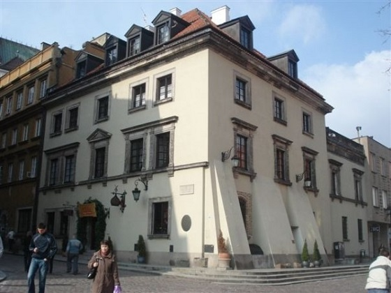 """""""Hotel Castle Inn is a place where every step of history is intertwined with modernity. Set in the sixteenth century townhouse in the city center is an oasis of calm in traffic and capital.""""  Castle Inn Warsaw: the hotel with history 26585 346687623800 8174297 n"""