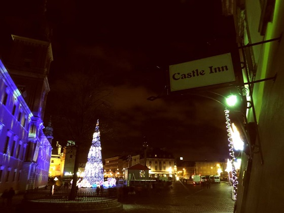 """""""Hotel Castle Inn is a place where every step of history is intertwined with modernity. Set in the sixteenth century townhouse in the city center is an oasis of calm in traffic and capital.""""  Castle Inn Warsaw: the hotel with history 936054 10151880509608801 1282109283 n"""