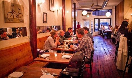 Bar Tartine  Top 10 Best Restaurants in California Bar Tartine