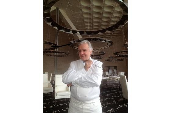 Chef-Alain  Michelin Star – Alain Ducasse Chef Alain