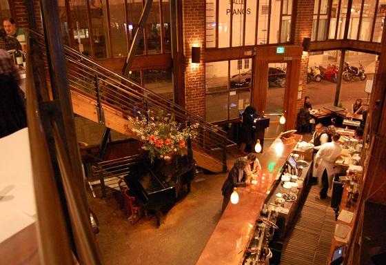 Zuni-Cafe-11  Top 10 Best Restaurants in California Zuni Cafe 11