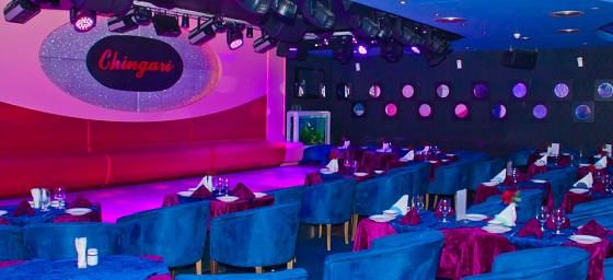 chingari  Cultural Hotels in Dubai - Avari Dubai Hotel  chingari