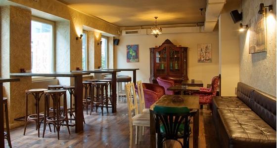 K.E.V.A  – Top Restaurant in Sofia's Broadway jul vern 1 852