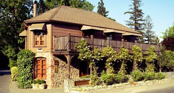 Top 10 Best Restaurants in California the french laundry exterior 580cs090710 12841785721