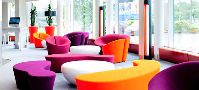 The Novotel Warsaw Airport Hotel