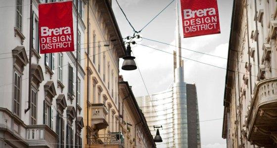 MILAN 2014: BEST OF BRERA DESIGN DISTRICT Brera Design District