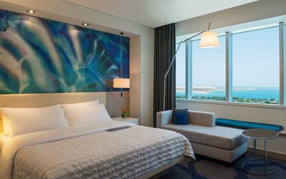 Meridian33  Le Méridien Abu Dhabi – Luxury Holiday Place Meridian33