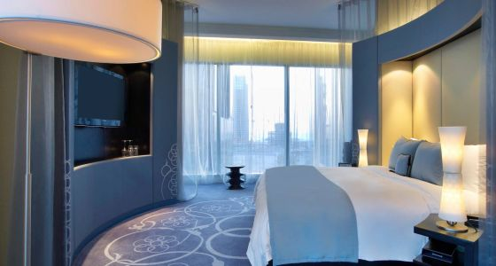 W Doha Hotel & Residences – Design and Luxury in Qatar  Spectacular Room 3