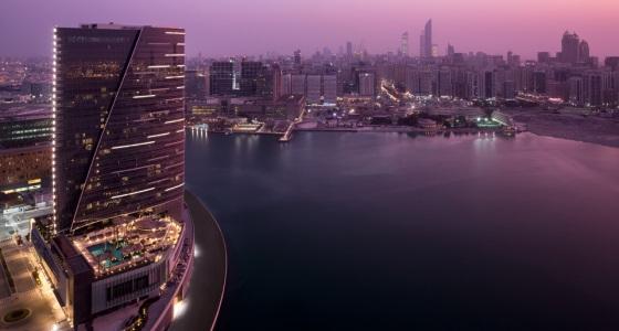Rosewood Abu Dhabi, a Luxury and Modern Hotel abu dhabi gallery hotel 1