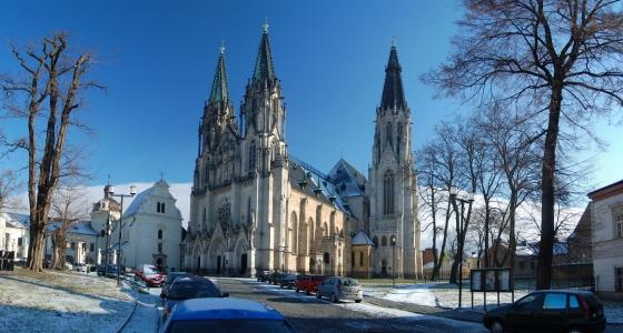 Dóm_Svatého_Václava,_Olomouc  Europe's Best Secret Destination: Olomouc D  m Svat  ho V  clava Olomouc