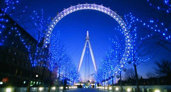 London Design Landmarks You Must See london eye