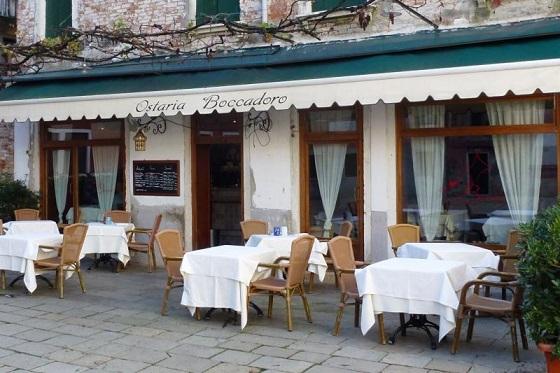 """""""Best Design Guides Venice - Osteria Boccadoro""""  Best Design Guides   Venice Best Design Guides Venice Osteria Boccadoro"""