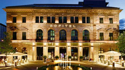 Munchen Hotel Bayerischer Hof Zum Hauptbahnhof