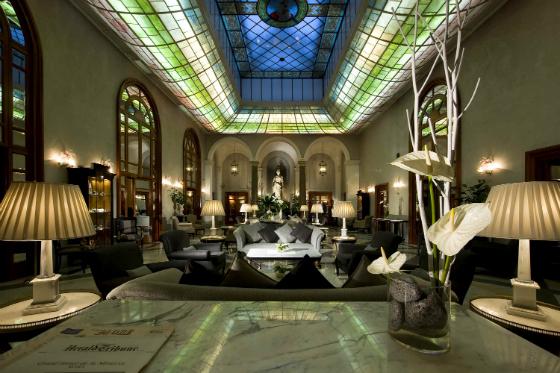 Gran-Hotel-de-la-Minerve-Best-Design-Guides-Rome  Best Design Guides | Rome Gran Hotel de la Minerve Best Design Guides Rome