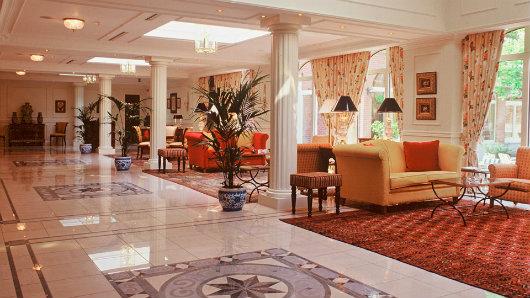 HOTEL stanhope-hotel (4)  Best Design Guides | Brussels HOTEL stanhope hotel 4