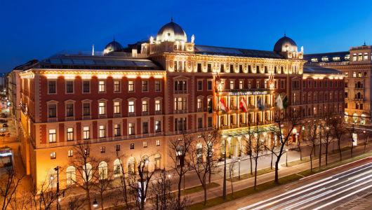 Palais Hansen Kempinski-best hotel-Vienna  Best Design Guides | Vienna Palais Hansen Kempinski best hotel Vienna