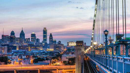 Best places to go when visiting Philadelphia