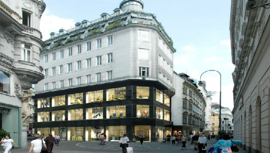Tuchlauben best shop-Vienna  Best Design Guides | Vienna Tuchlauben best shop Vienna1