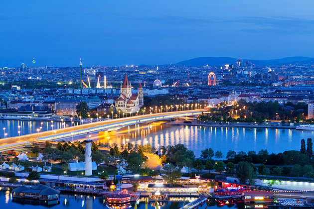 Best Design Guides | Vienna  Best Design Guides | Vienna danube vienna 0