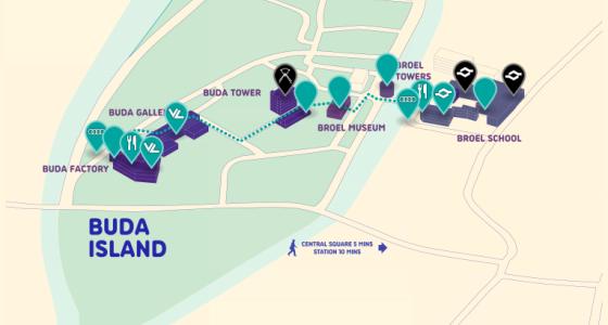 Kortrijk City Guide during Biennale INTERIEUR 2014 kortrijk