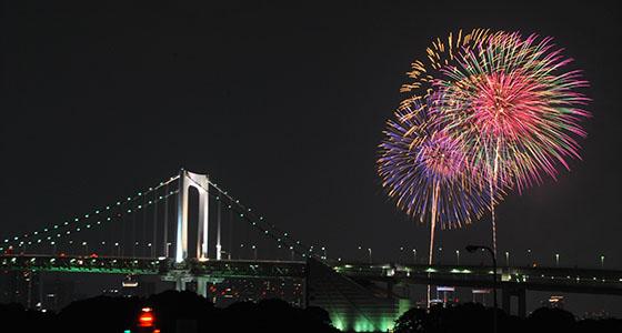 tokyo-bay-fireworks  Best design guides | Tokyo tokyo bay fireworks