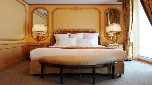 Room 107, Hotel de Vendome, Paris Sept 2009