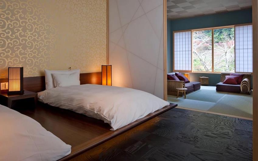 Hoshinoya Kyoto 1 (Copy)  Best Design Guides Kyoto Hoshinoya Kyoto Ritz Carlton Kyoto Copy
