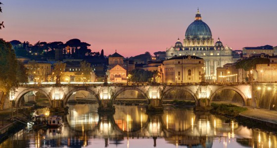 Top 20 Cities for Tourists by MasterCard 5429c30e8614701924e12bd0 evening rome italy