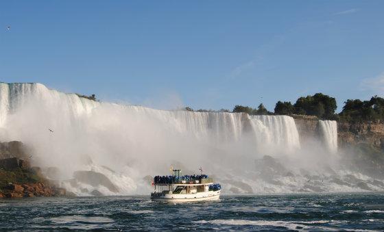 A Furious and Fabulous Niagara Falls!