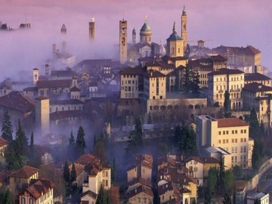 Bergamo Alta | 8 Beautiful not-touristic cities in North Italy