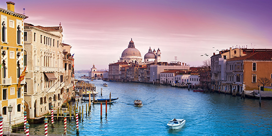 North Italy: One day in Venice