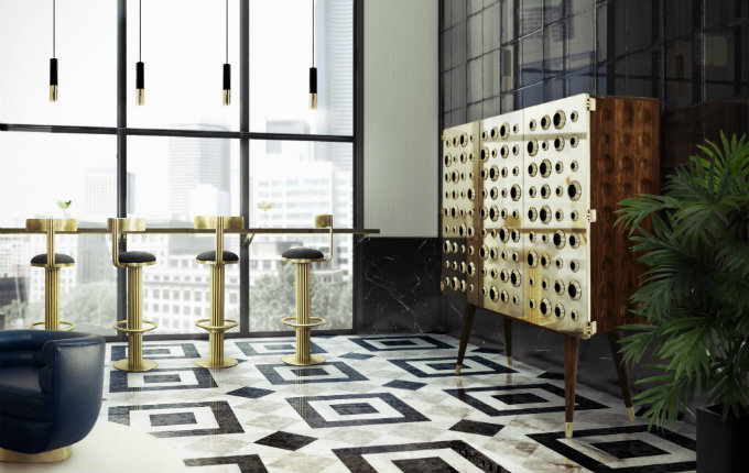 EquipHotel 2016 equiphotel 2016 EquipHotel 2016: all that matters for the hospitality design!! delightfull monocles vintage retro urban wood brass cabinet 02