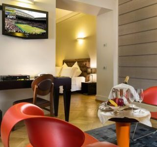 Hotel Interior Designs hotel interior designs Let yourself be impressed by these Hotel Interior Designs in Milan Junior Suite Courtyard 320x300