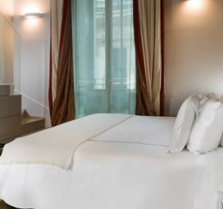 Hotel Interior Designs hotel interior designs Let yourself be impressed by these Hotel Interior Designs in Milan Junior Suite Gallery 320x300