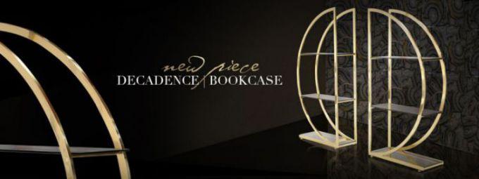 Maison et Objet Paris maison et objet paris Unveiling KOKET's New Collection in Maison et Objet Paris decadence bookcase